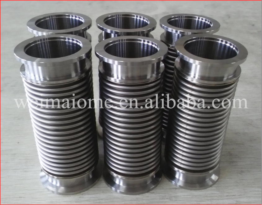 Flexible stainless steel water bellows manufacturer