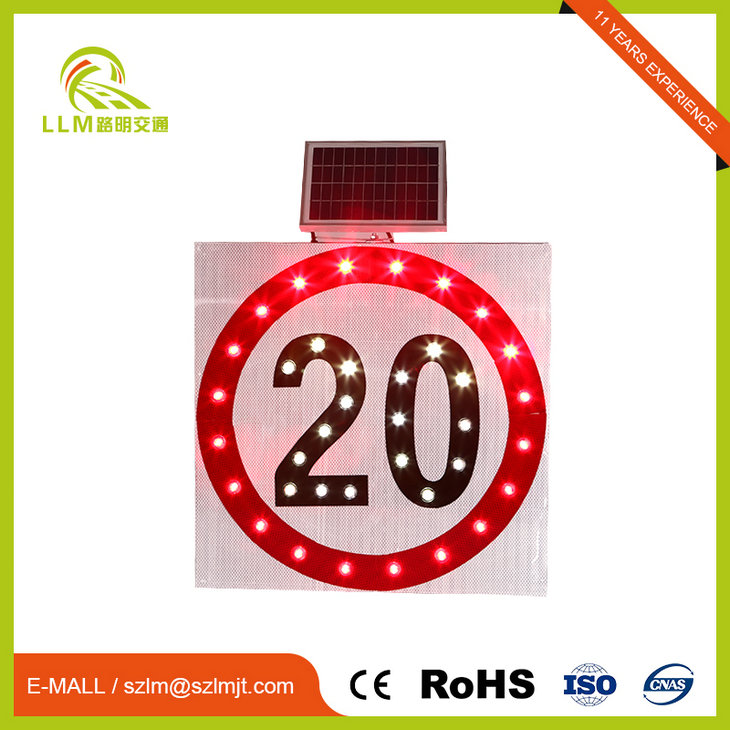Traffic signs speedspeed limit road traffic signs temporary signal