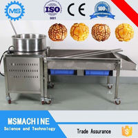 Chinese produce low price cretors popcorn machine