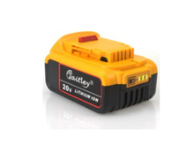 New Replacement Li-ion 20v 3.0A/4.0A/5.0A/6.0A DCB200 dewalt 10cell power tool battery
