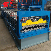 corrugated tile roofing cold roll forming machine