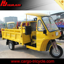 enclosed motor tricycle/three wheel scooter/3 wheeled motorcycle