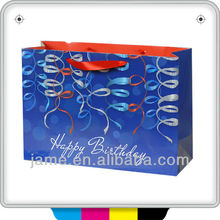 happy birthday gift goodie paper bags