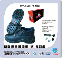 Woodland Safety Boots Light Action Steel Toe EN20345 Safety Shoes FT-2389