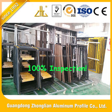 Wow!! aluminium profile for display racks, aluminium profile alloy tube for roller blind, aluminium profile for casement window