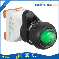 CE approval explosion proofing pushbutton, anti-explosion illuminated push button switch