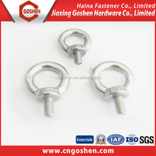 best selling product stainless steel carbon steel eye bolt tow hook
