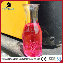 16oz Juice Use and Beverage Industrial Use Glass Bottle