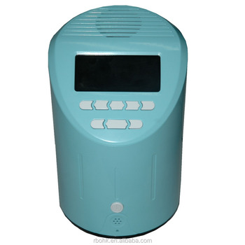 mini air purifier with air purifier filter for home