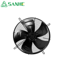Stainless Steel industrial exhaust ventilation fan, axial fan