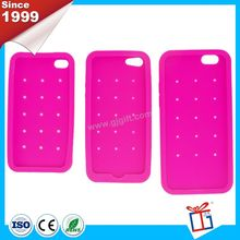 Popular customized silicone mobile phone case