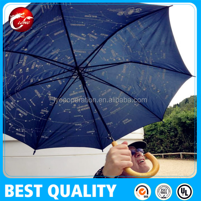 night sky umbrella,Constellation star umbrella