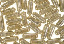 Gold Quality Herbal Supplement 540mg Black Cohosh Capsules