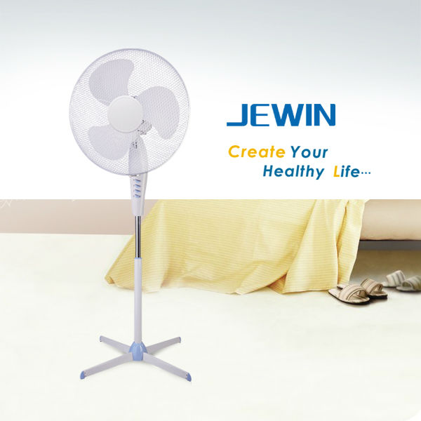 Hot sale cooling oscillating electric stand fan with control