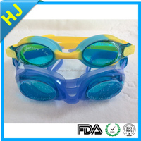 Wholesale Cheap silicone free swimming goggle with best choice