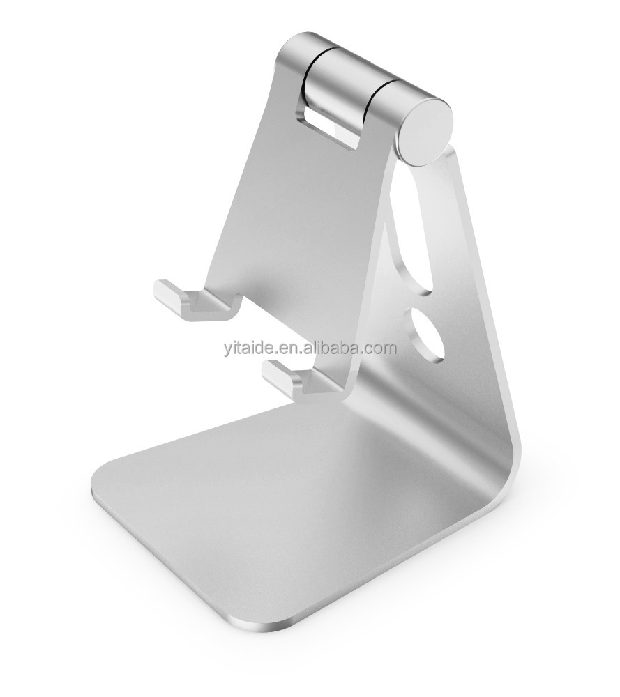 2016 Innovative Product Rotary Aluminium Metal Stand for iPad and Smartphone