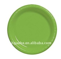 disposable plastic dishware