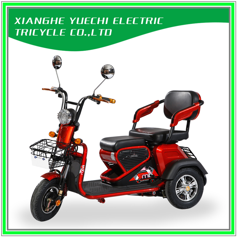 Mini 3 Wheel Electric Tricycle for Adult