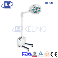 KL04L.III Mobile OR Light hospital theatre lighting operation theatre lights
