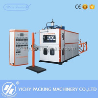YC-750 Full automatic hydraulic disposable plastic cup/glass making machine