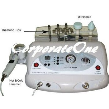 Elite 4 in 1 Diamond Microdermabrasion machine with Galvanic