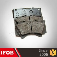 Top quality Ifob car spare Parts accessories Chassis Parts Front Break Pads For Toyota Prado GRJ150 1GRFE 2010 04465-60300