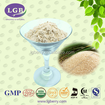 Engery Drink Rice protein powder 80%