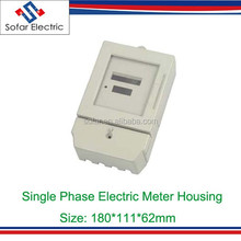 DDSY-11F Size 180*111*62mm Single Phase Electric Energy Meter Enclosure