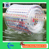 Colorful dots inflatable water rolling ball, high quality large inflatable ball walk-in water ball buy