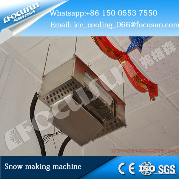 FOCUSUN new snow making machine indoor for sale