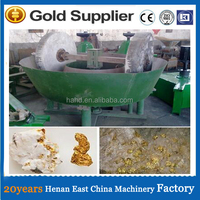 Double Roller Mill/High Quality Edge Runner Mill for gold/automatic roller mill