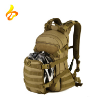 30L Outdoor Hiking Camping Camouflage Helmet Compartment Custom Tactical Molle backpack