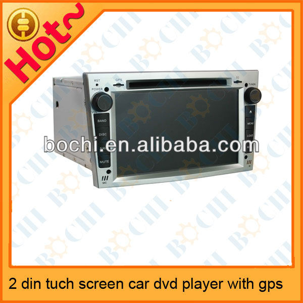 2013 hot sale 2 din car dvd special for opel astra