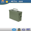 portable metal plastic ammo boxes ,can put many thing with cheap price
