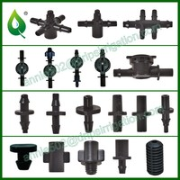 Drip irrigaiton fitting Accessory for Microsprinkler and Microjet fitting drop pot fitting