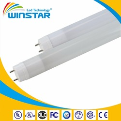 Full Plastic 4FT 18W Fluorescent Replacement T8 LED Tube
