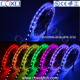 DC12V 24V Color Changing RGBW 5050 Led Rope Flashing Strip Lighting