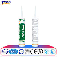 one part neutral weatherproof rtv silicone sealant