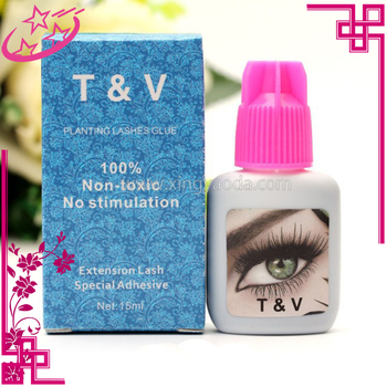 Top Selling Factory Supply Korean Glue 30 Days Lasting Eyelash Glue 100% No Stimulation