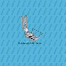 05-110A-7400 presser foot for parts sunstar sewing machines