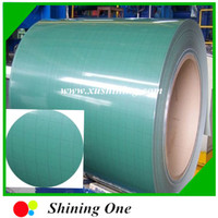 Whiteboard Steel Coil with Grid Line
