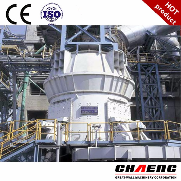 High Efficiency Energy Saving Vertical Roller Mill for Cement/Slag/Raw Material/Coal