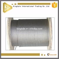 7x19 cheap wholesale stainless steel wire rope sling