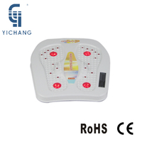 vibrating electromagnetic wave pulse foot massage machine