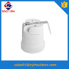 led bulb e27 types of electric lamp holders, ceramic lamp holder