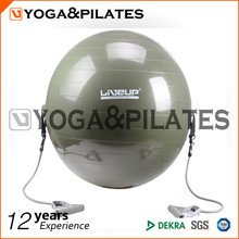 gym ball with handle expander