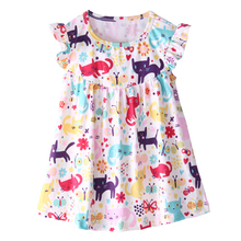 Fashion Dresses For 2-8 Years baby Girl Kids latest Dress Girls Dress Names With Pictures