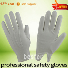 Latest Fashion hot sale promotion uniform usher martial parade glove