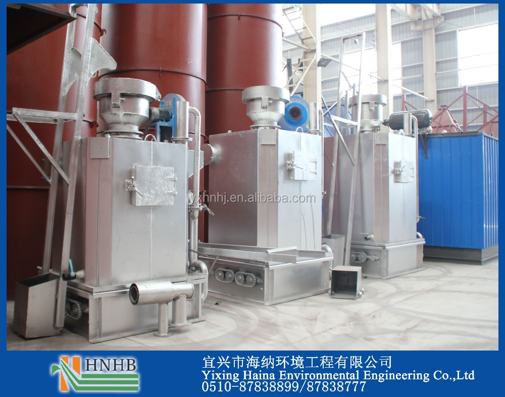 China Clean Energy High Efficiency Coal Gasifier Gas Furnace