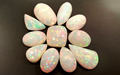 #ACZZ Top Quality Gemstone Multi Shape Cabochons Ethiopian Opal
